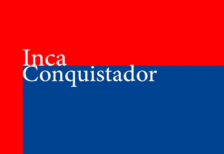 Inca et conquistador