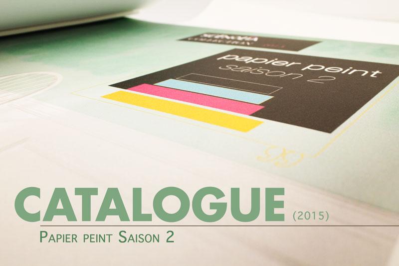 Catalogue Papier Peint 2015