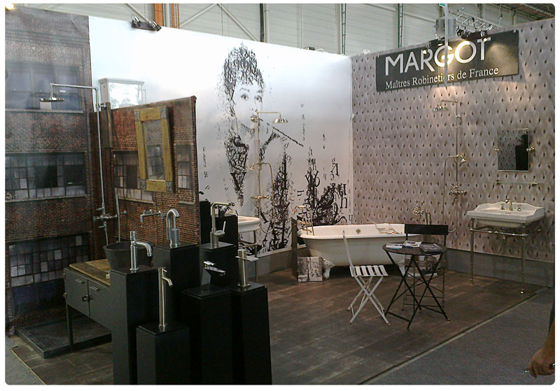 d coration de stand id e d co pour votre salon professionnel votre expo. Black Bedroom Furniture Sets. Home Design Ideas
