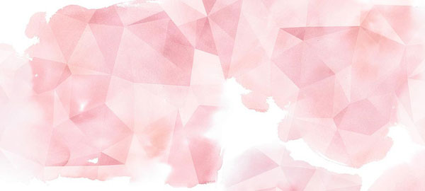 Aquarelle et d co murale des techniques - Papier peint rose pale ...
