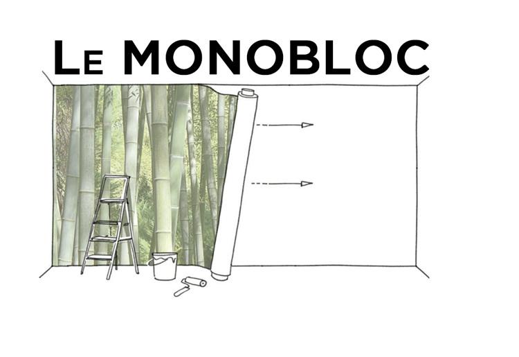 Papier peint sans raccord posez une tapisserie monobloc - Papier peint sans raccord ...