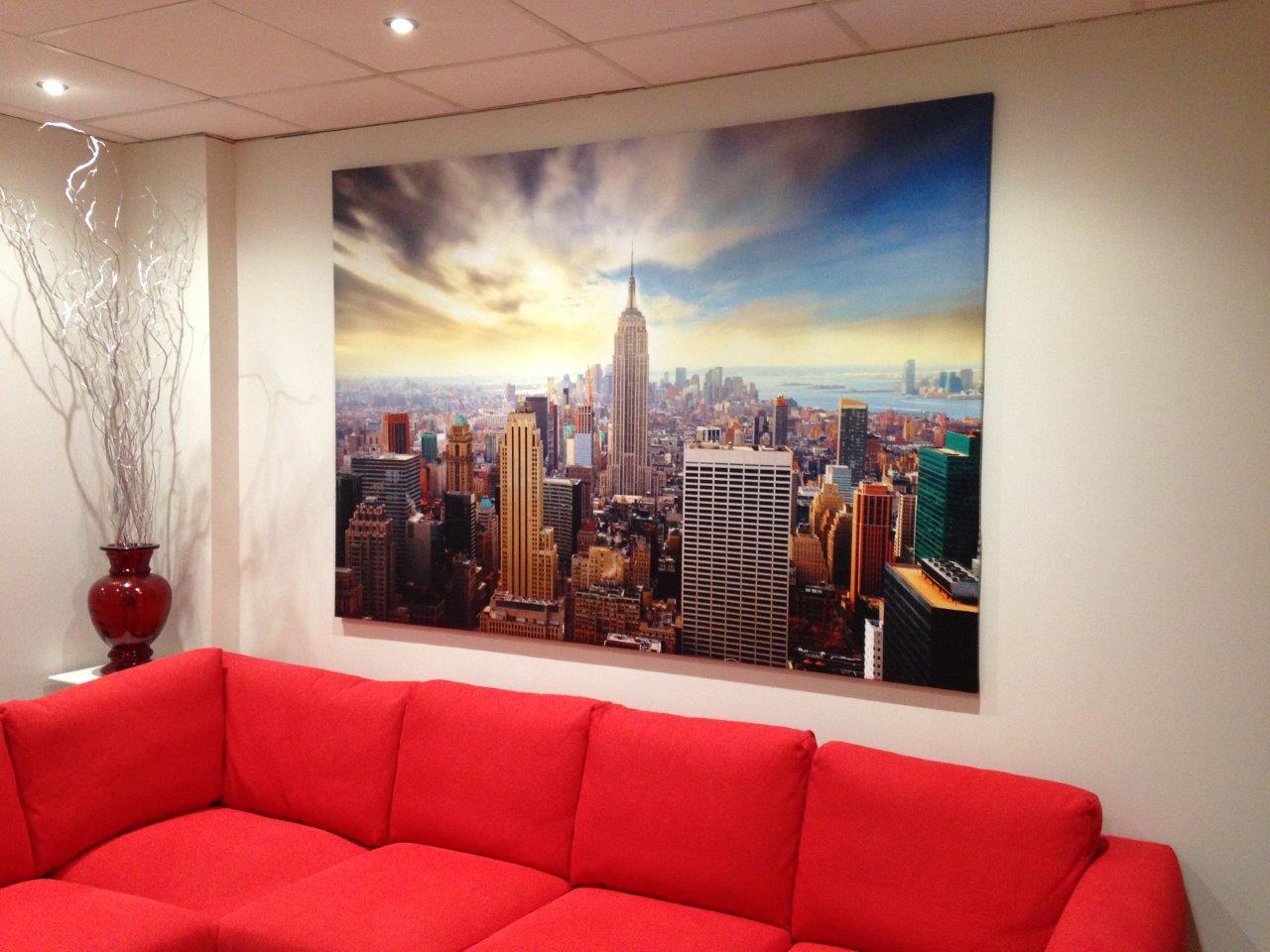 d coration de bureau et salle d 39 attente d co new york. Black Bedroom Furniture Sets. Home Design Ideas