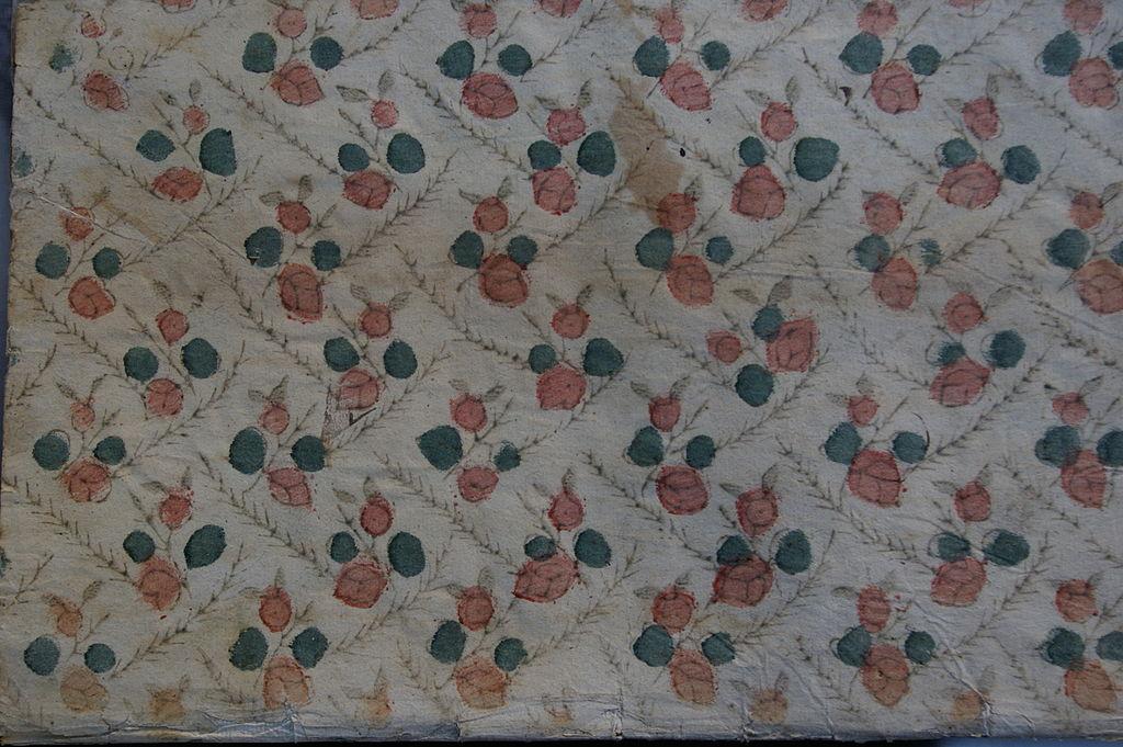 Papier peint 5 infos sur l 39 histoire du papier peint for Decoration 19eme siecle