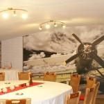 Poster avion pour décorer un restaurant
