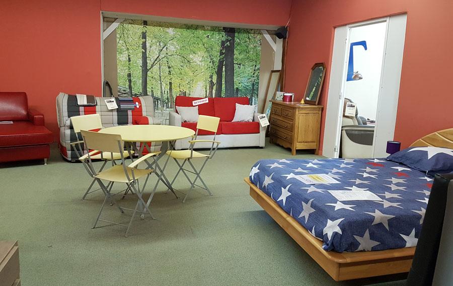 d coration magasin de meubles meubles le jossec. Black Bedroom Furniture Sets. Home Design Ideas