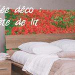 Idee déco de tete de lit originale