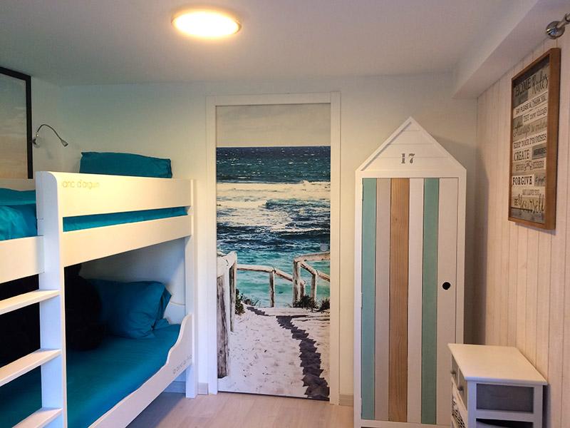 id e d co maison et jardin photos trompe l 39 oeil d cor. Black Bedroom Furniture Sets. Home Design Ideas