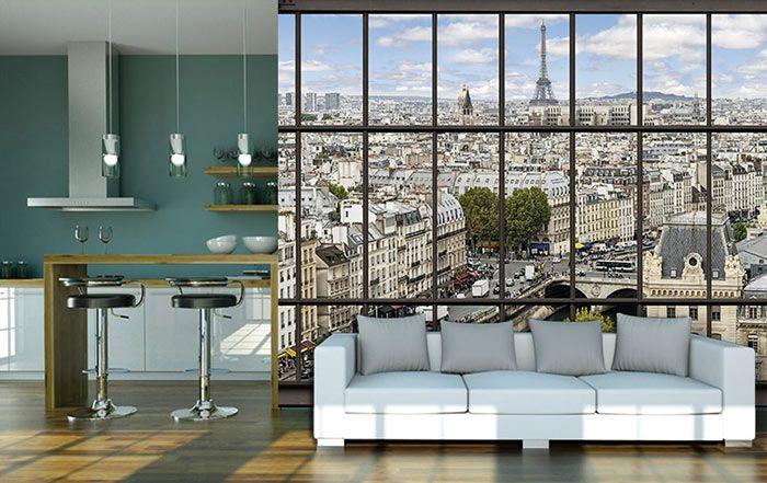 trompe l'oeil Paris