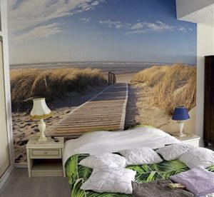 Chemin des dunes chez Jérôme