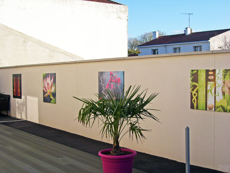Tableaux de terrasse