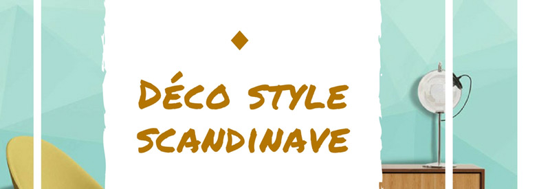 Affiche style scandinave