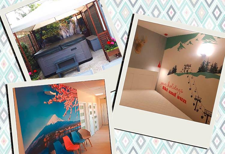 décoration murale clients