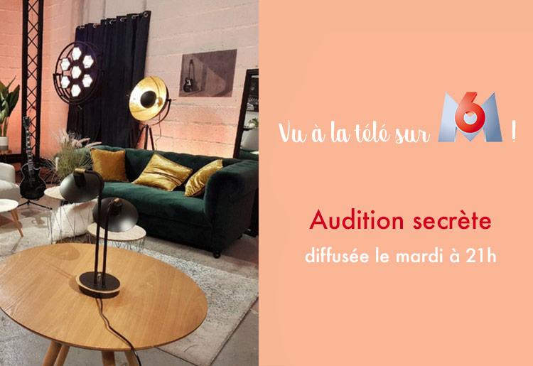 Scenolia partenaire de Audition secrète
