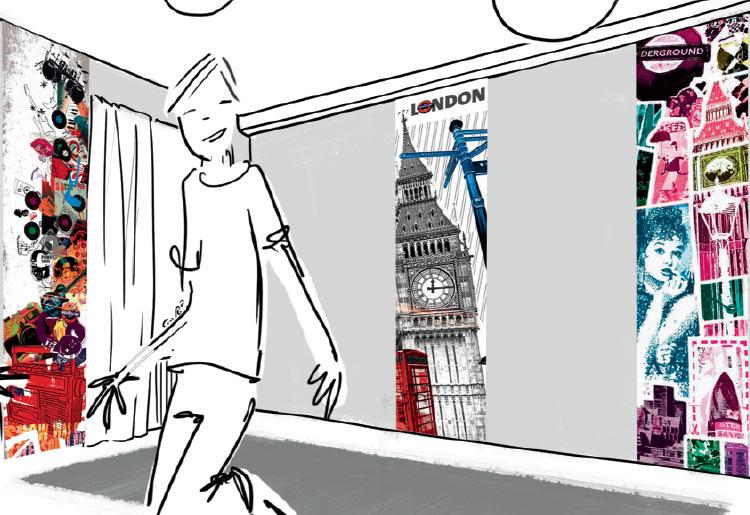 Londres dans votre salon