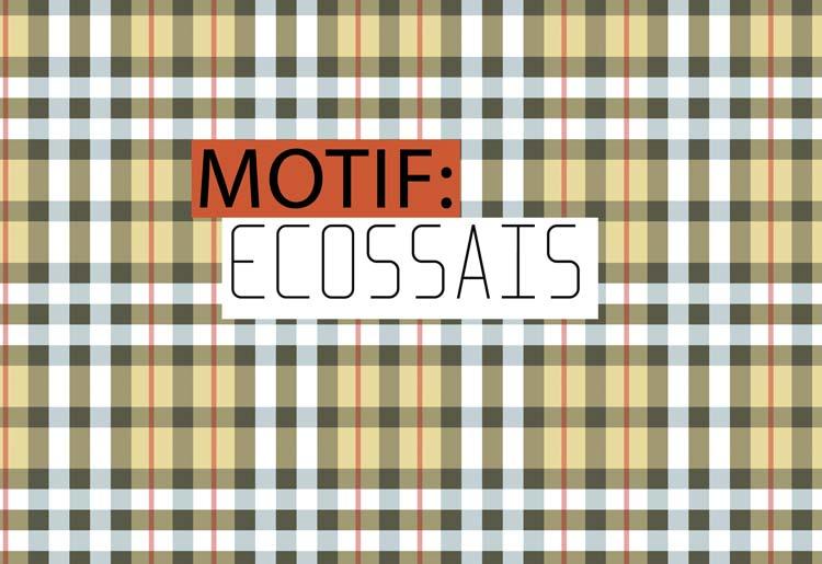 Motif Ecossais