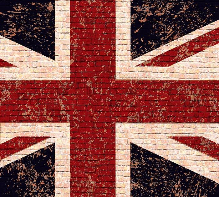 Papier peint so british