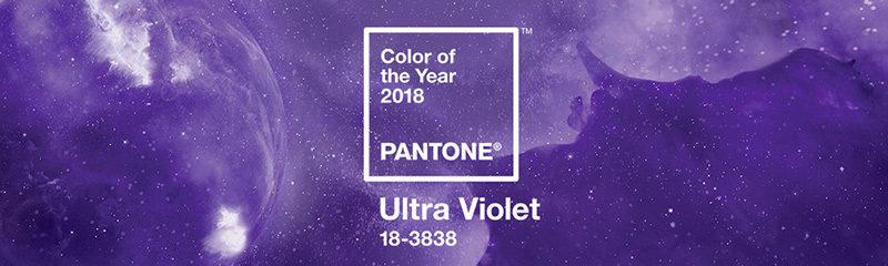 couleur ULTRA Violet !
