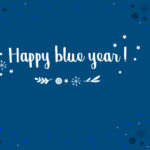 Couleur Pantone 2020 : Happy Blue Year !
