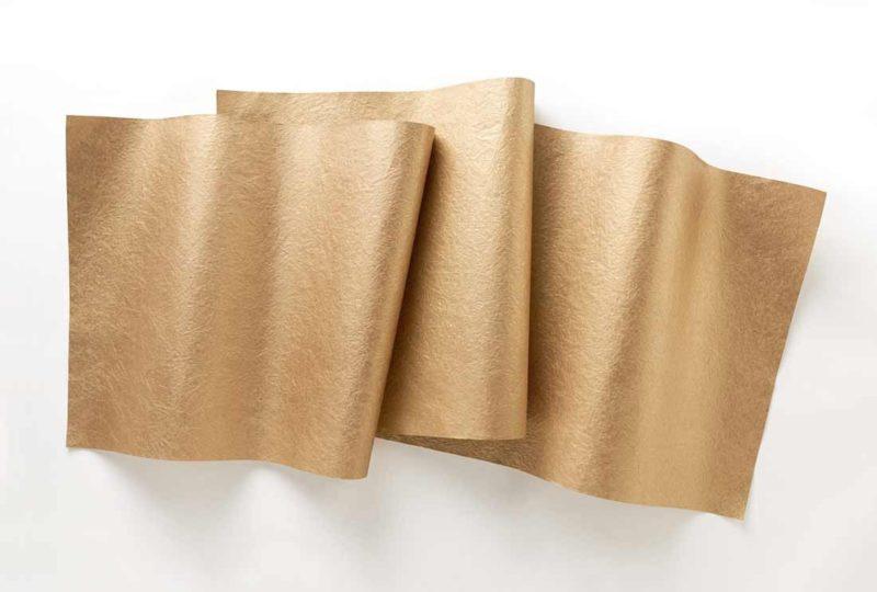 Décoration de Noël papier peint feuilles d'or
