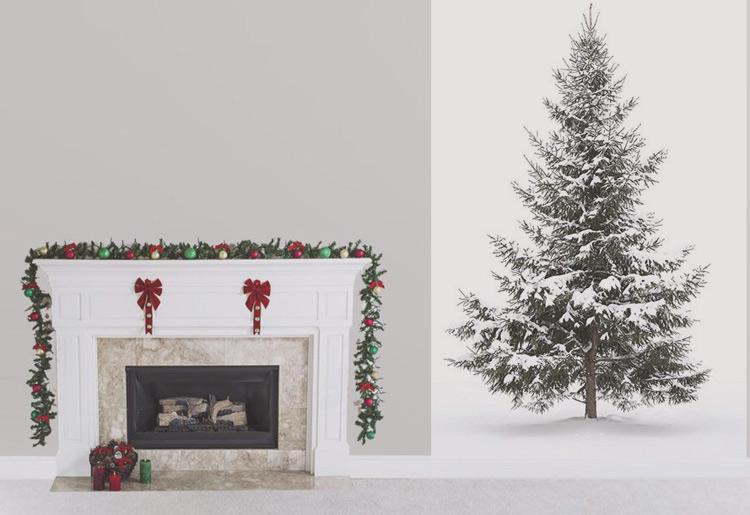 Décoration de Noël image de couverture