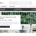Nouvelle boutique en ligne de décoration murale