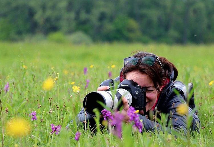 Corinne Boul photographe de nature